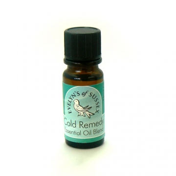 Cold Remedy Essential Oil Blend