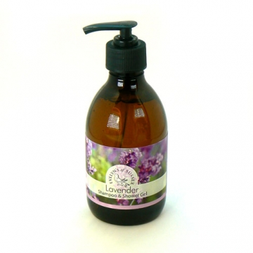 Lavender Shampoo & Shower Gel