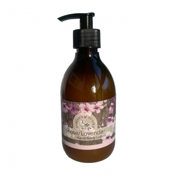 Rose/Lavender Hand/Body Lotion